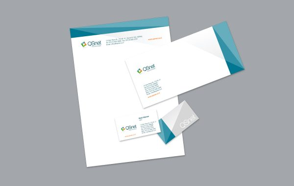 QSnet Stationery New New